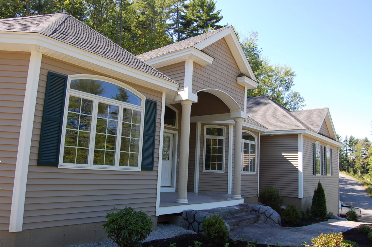 Residential home dynacon builder inc a full service for Home builders in nh